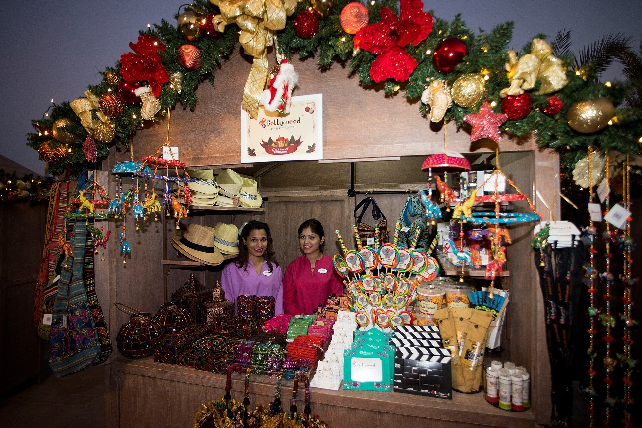 "Riverland™ Dubai celebrates the holiday season with the launch of its first annual ""FESTIVE ON THE RIVER"" activity"