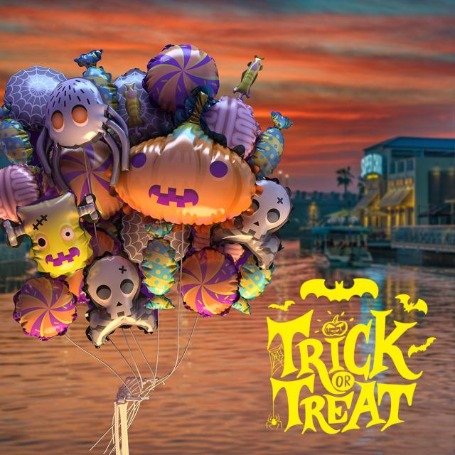 HALLOWEEN IN RIVERLAND DUBAI – FREE EVENT!
